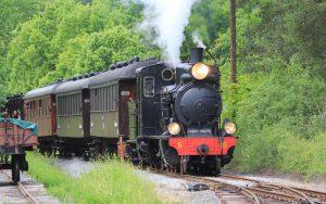 Eisenbahnromantik in Schweden