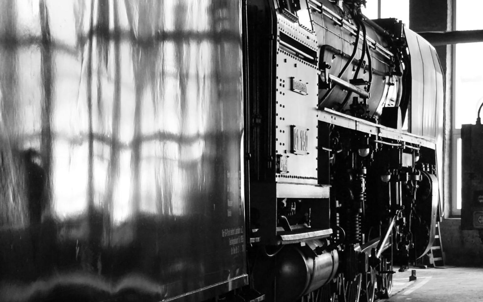 Foto: Christian Wodzinski - Schnellzuglokomotive 01 150