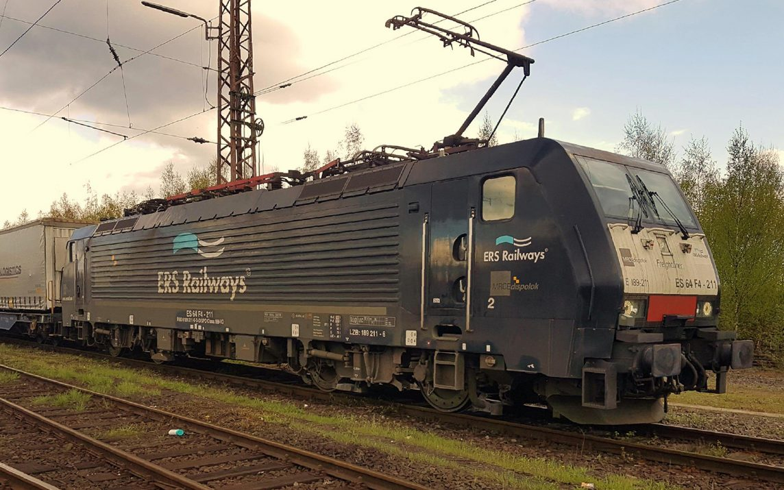 ES 64F4-211 ERS railways