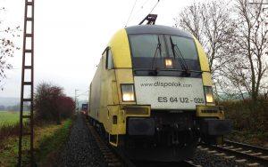 ES 64 U2 - 025 Siemens Frontansicht mit Tf