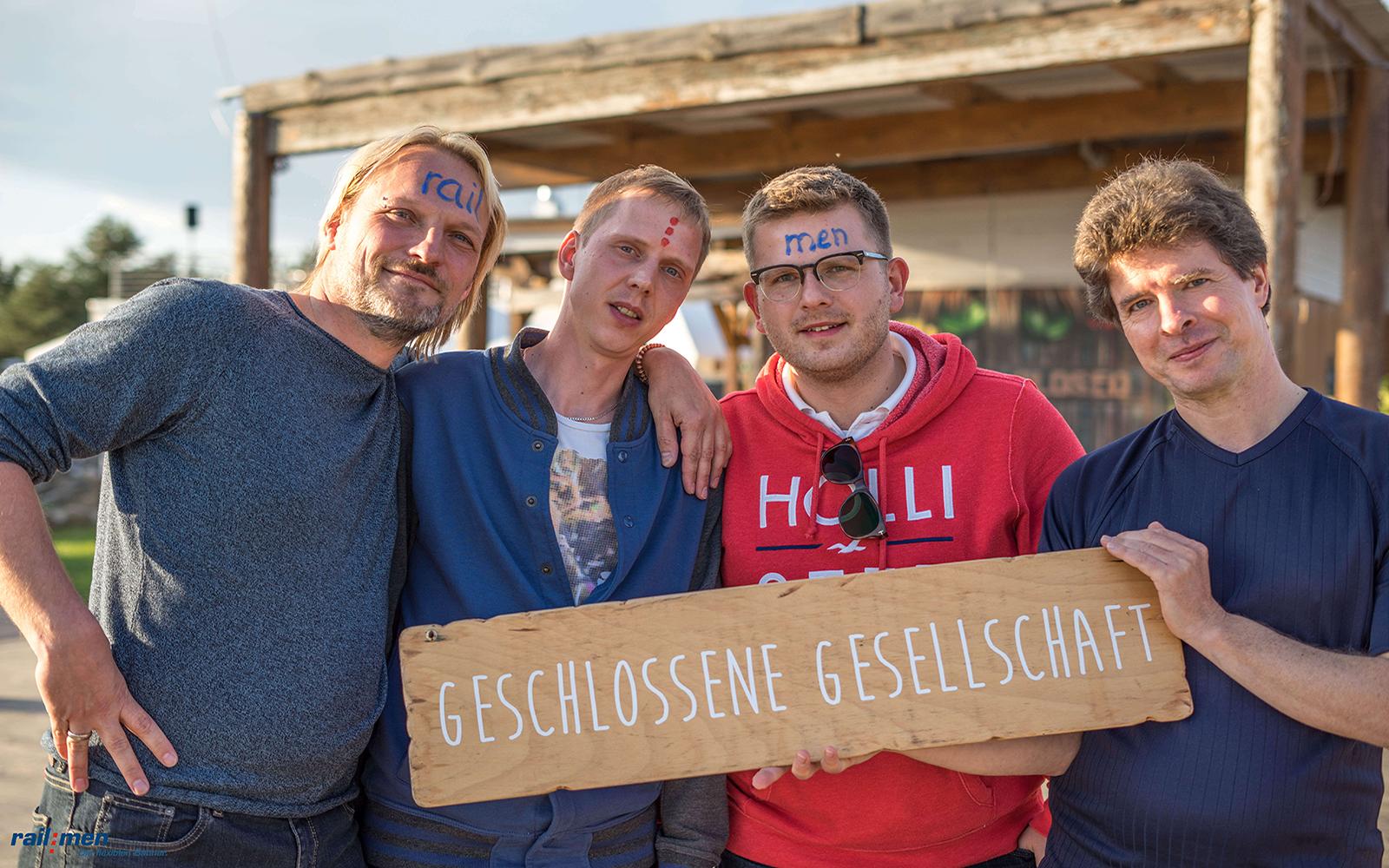 ©Foto: Philipp Prauser | Impressionen vom railmen Jubiläumsevent 2017