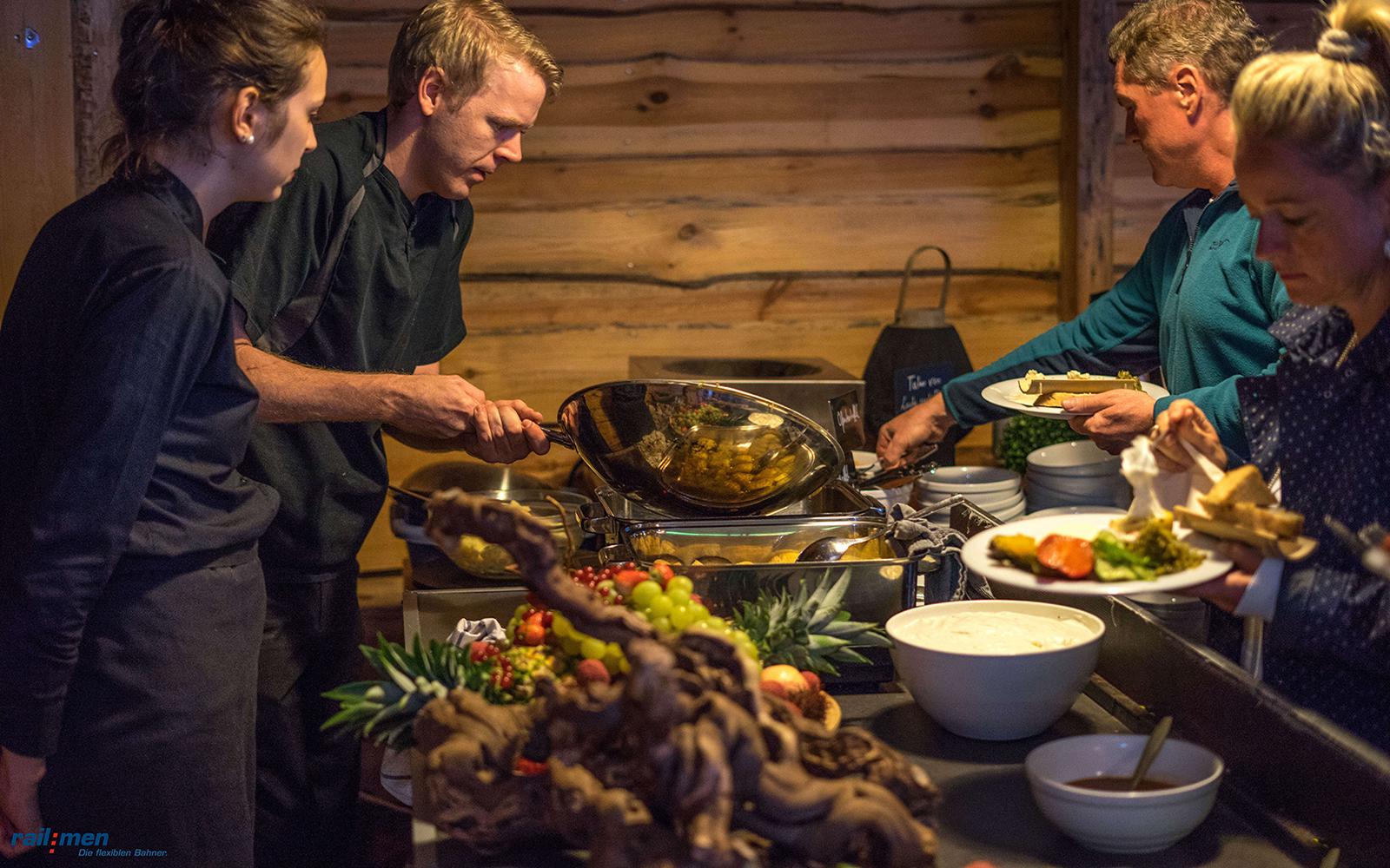 ©Foto: Philipp Prauser | Live-Cooking mit GaumenFreude(n)