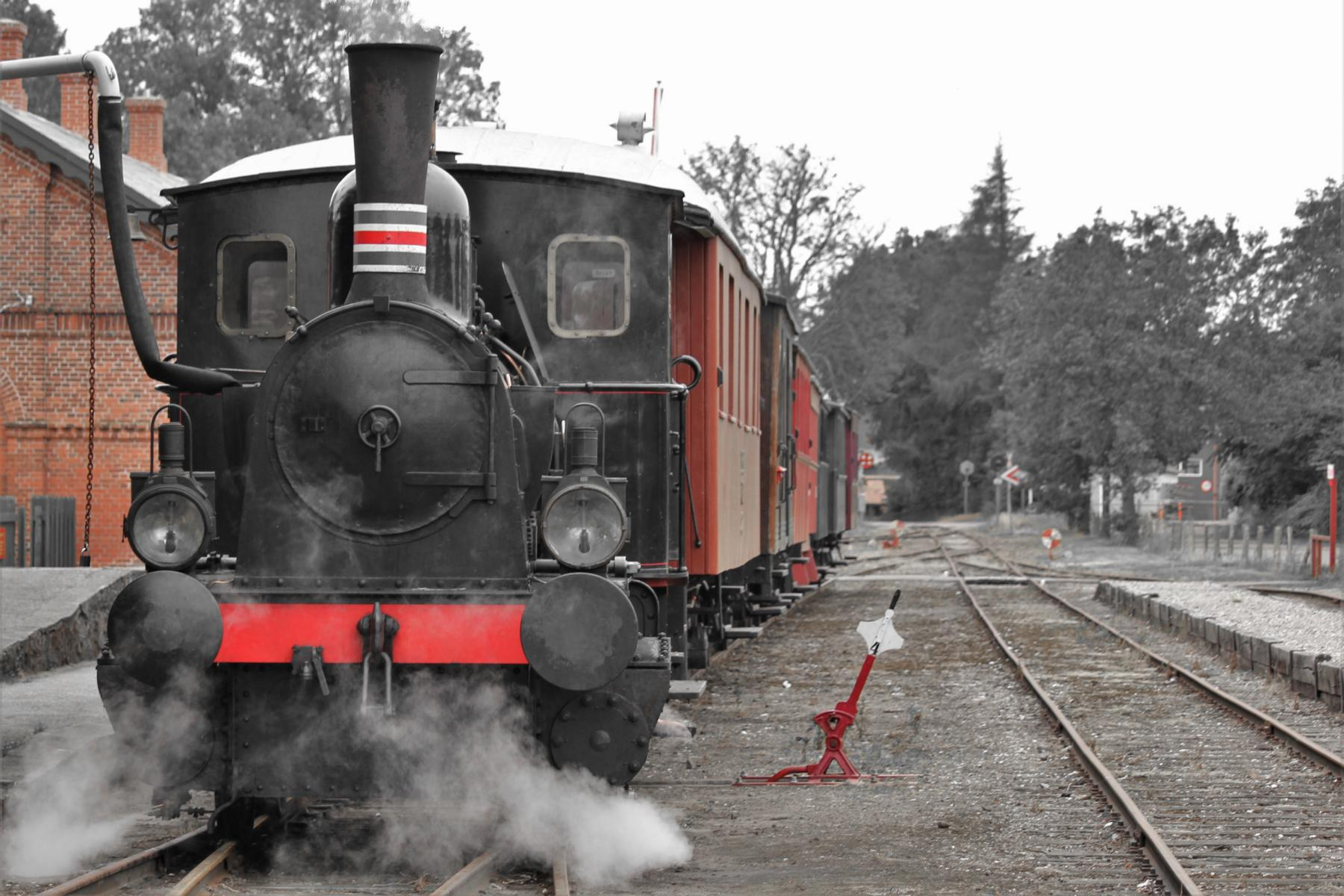 ©Foto: Christian Wodzinski | Museumsbahn Maribo-Bandholm | Lok