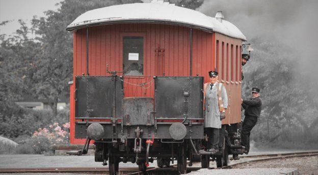 Impressionen der Museumsbahn Maribo-Bandholm in Dänemark 2019